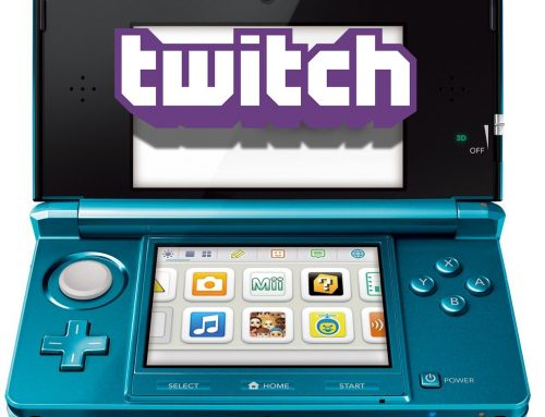 Twitch Could Come to 3DS