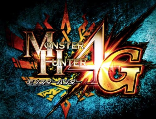 Nintendo Direct Offers New Monster Hunter 4G Trailer