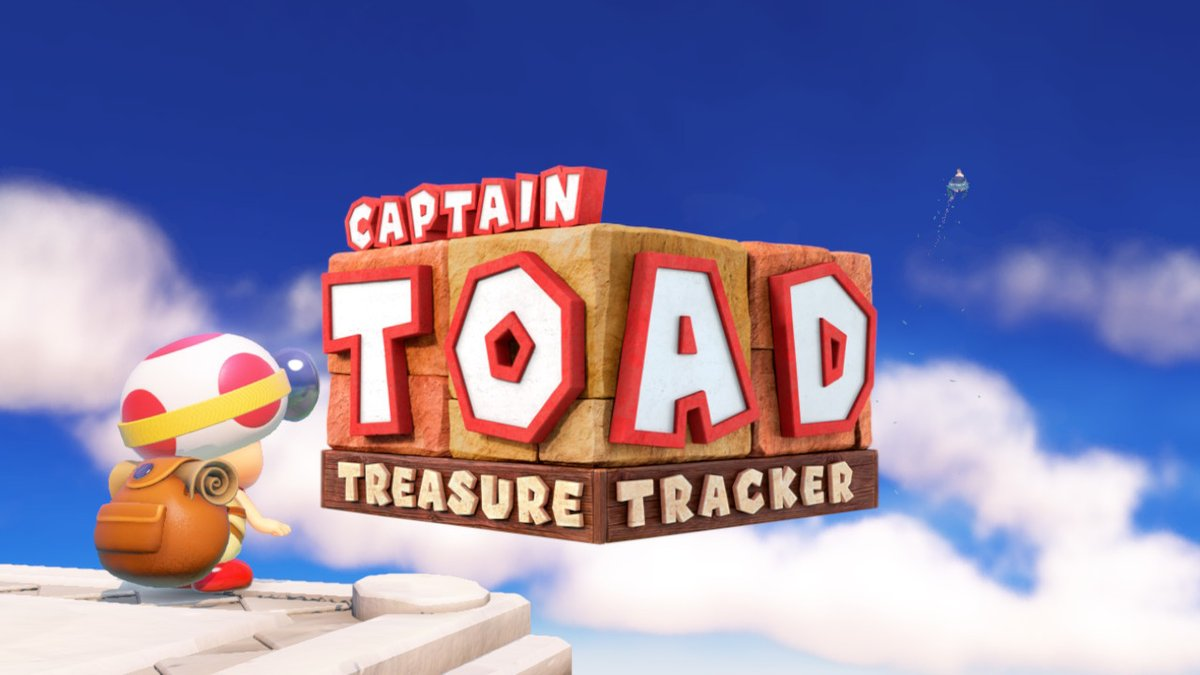 REVIEW – Captain Toad: Treasure Tracker (Nintendo Switch)