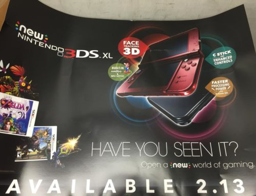 RUMOUR – New 3DS To be Released Mid-February?