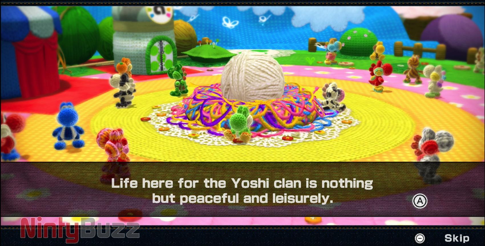 Yoshi's Wooly World Screen Shot 25:06:2015 12.16