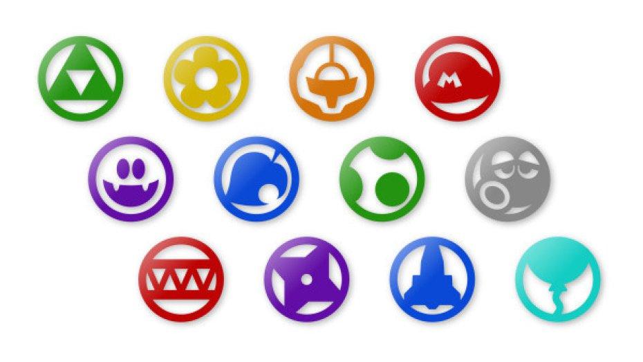 Nintendoland Emblems