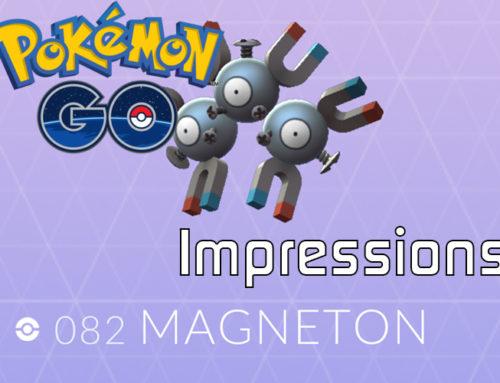 Pokémon GO – Impressions
