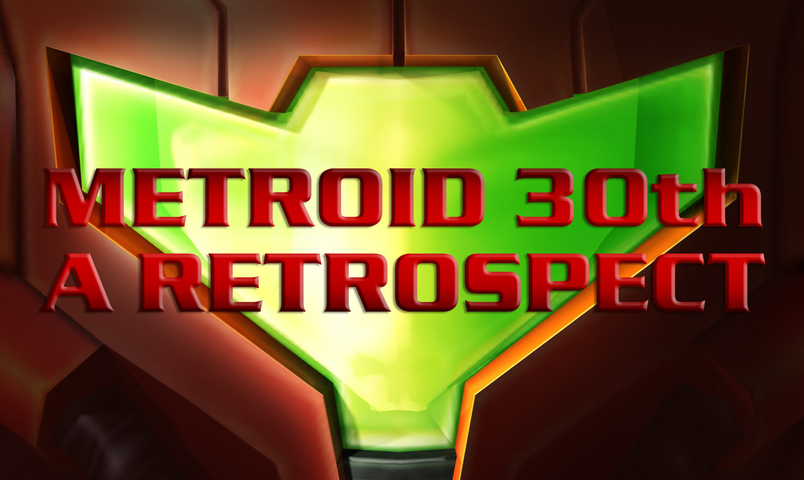 Metroid 30th Anniversary – A Retrospect