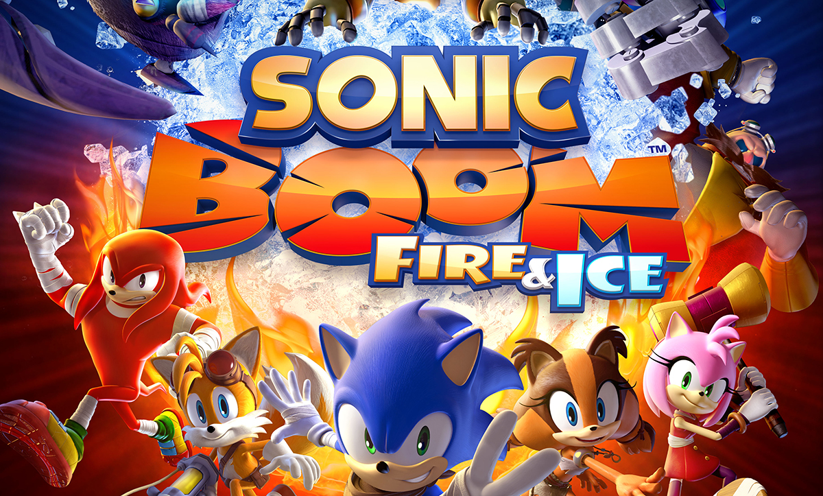 Sonic Boom Title