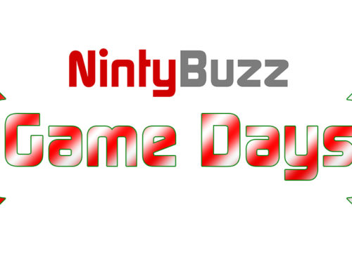 NintyBuzz Christmas Game Days Dated