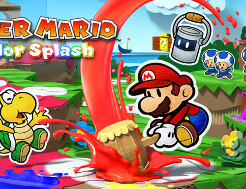 REVIEW – Paper Mario: Color Splash