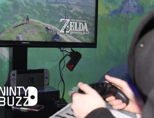 Nintendo Switch – Breath of the Wild Gameplay