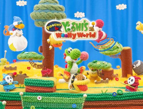 Poochy and Yoshi's Woolly World – How to Craft LGBToshi