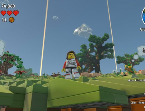 Review – Lego Worlds