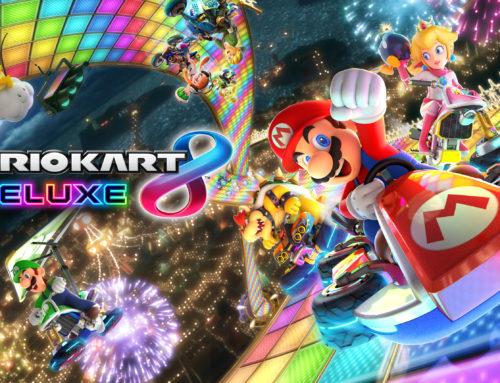 REVIEW – Mario Kart 8 Deluxe