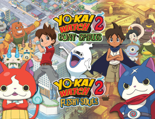 REVIEW – Yo-Kai Watch 2: Bony Spirits and Fleshy Souls