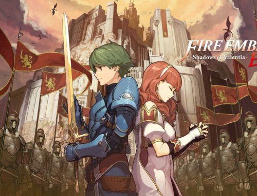 REVIEW – Fire Emblem Echoes: Shadows of Valentia