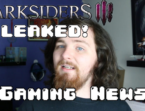 Darksiders 3 Leaked! | Gaming News