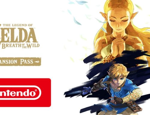 Zelda DLC Announcement Details