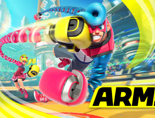 New Arms Fighter Incoming