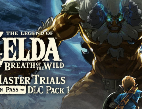 E3 2017 – Breath of the Wild: The Master Trials Detailed