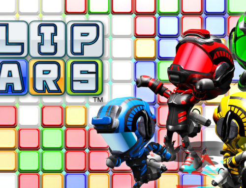 REVIEW – Flip Wars