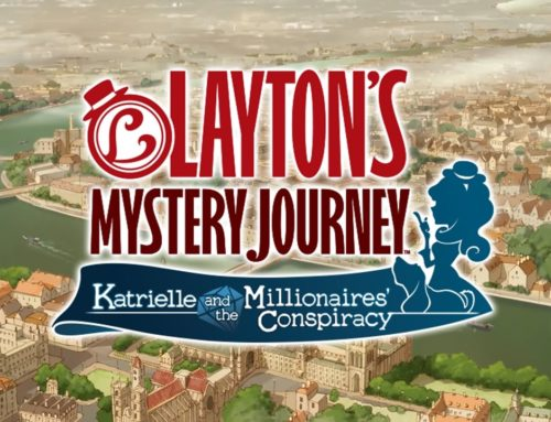Layton – Katrielle and the Millionaires' Conspiracy Launches October for 3DS in Europe