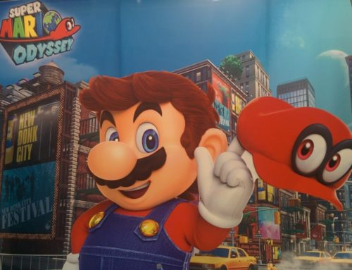 PREVIEW – Super Mario Odyssey at Insomnia61