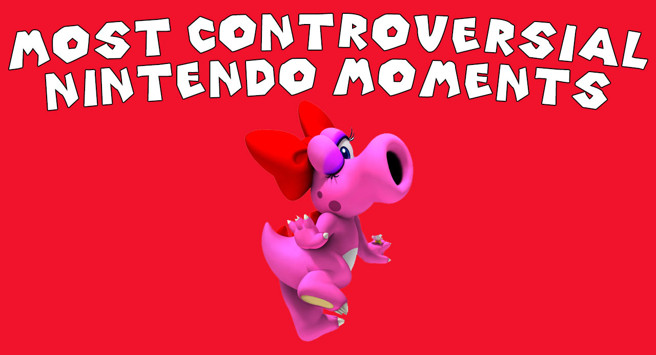 Most Controversial Nintendo Moments