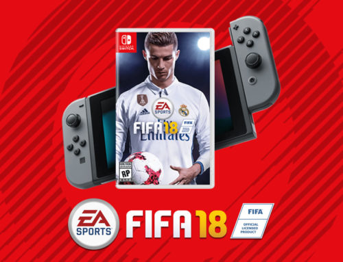 More EA Games for Switch if FIFA 18 Performs Well