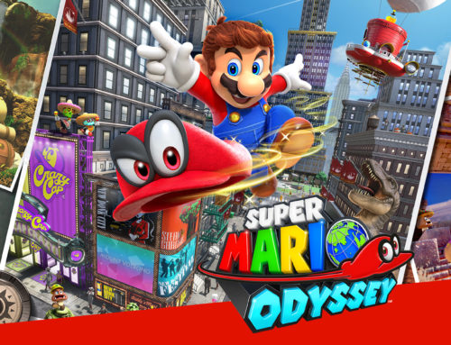 New Kingdoms, Snapshot Mode and Leaderboards for Mario Odyssey!