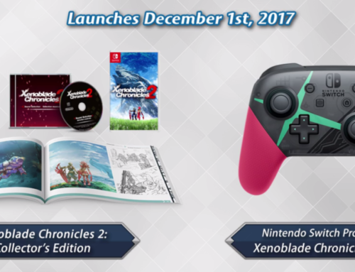 Xenoblade 2 Direct info and releases!
