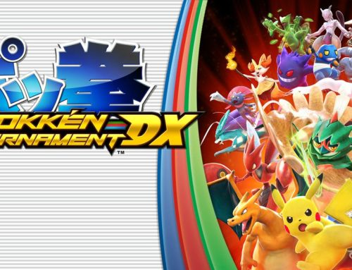 REVIEW – Pokkén Tournament DX