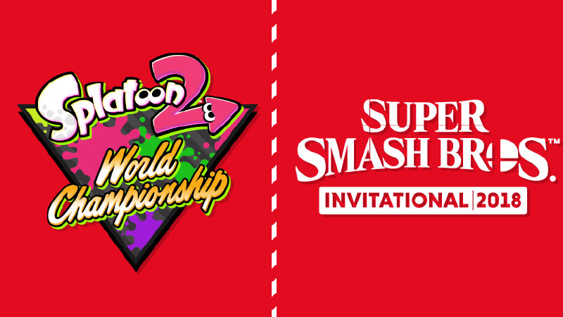 Nintendo Kicks Off E3 2018 with Splatoon and Smash Bros. World Championships