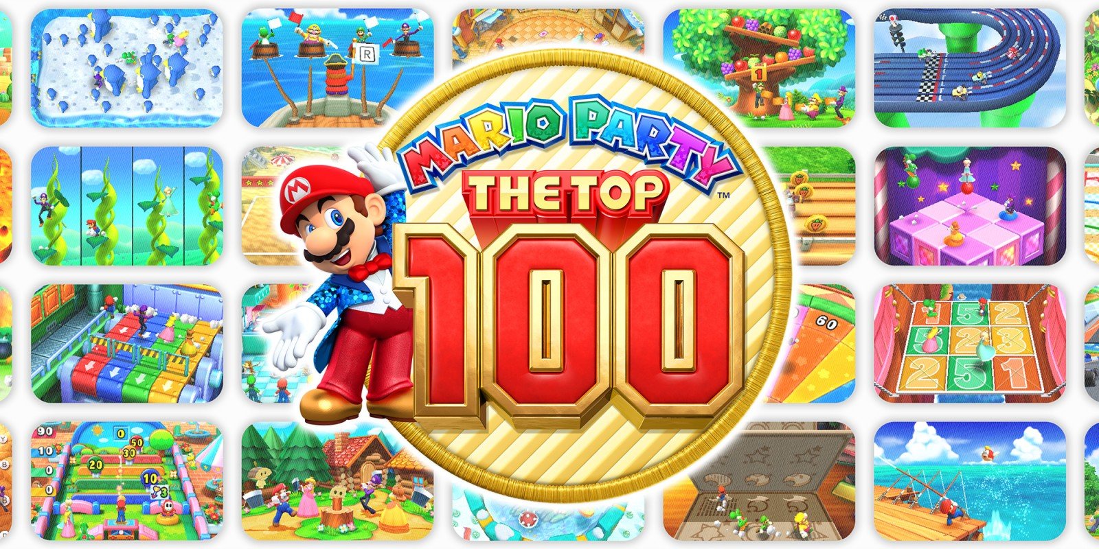 REVIEW – Mario Party: The Top 100