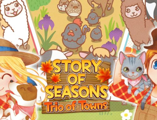 REVIEW – Story of Seasons: Trio of Towns