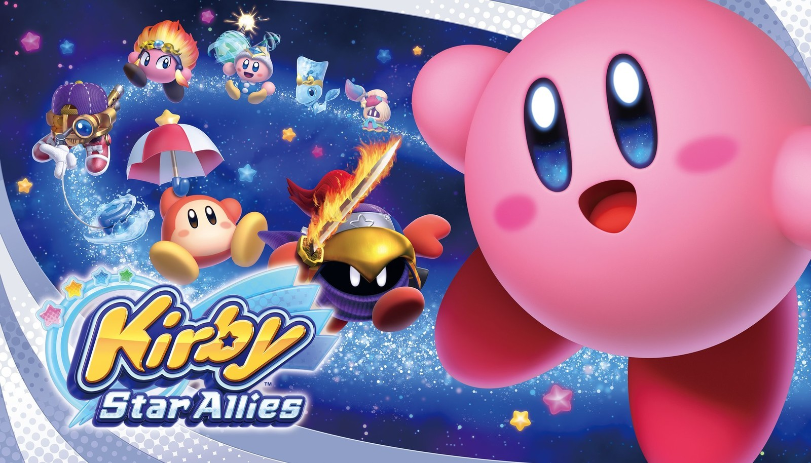 REVIEW – Kirby Star Allies
