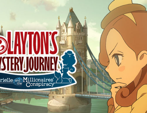 REVIEW – Layton's Mystery Journey: Katrielle and the Millionaires' Conspiracy