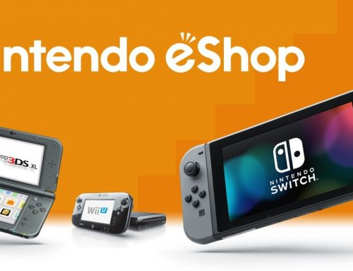 Weekly European Nintendo eShop Update – (09/08/18)
