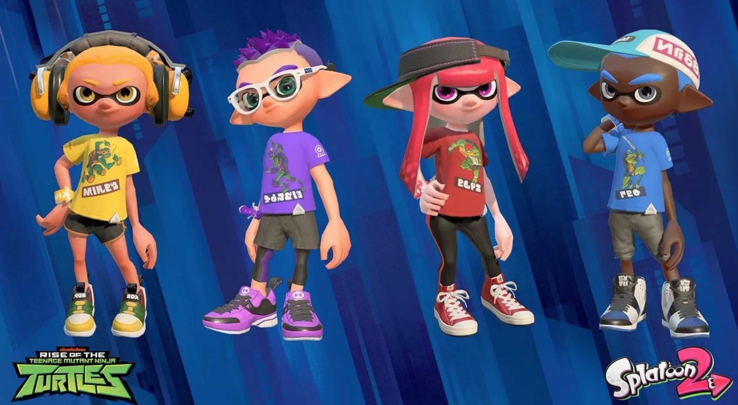 Tournament Splatfest Incoming from the Sewers