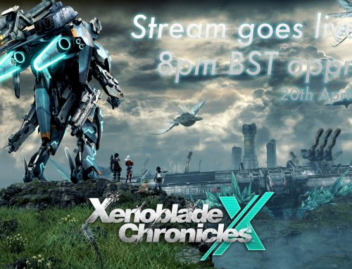 Xenoblade Chronicles X Stream Goes Live Friday