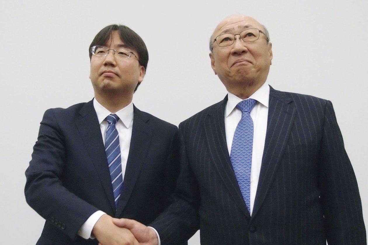 Tatsumi Kimishima Retiring as President of Nintendo