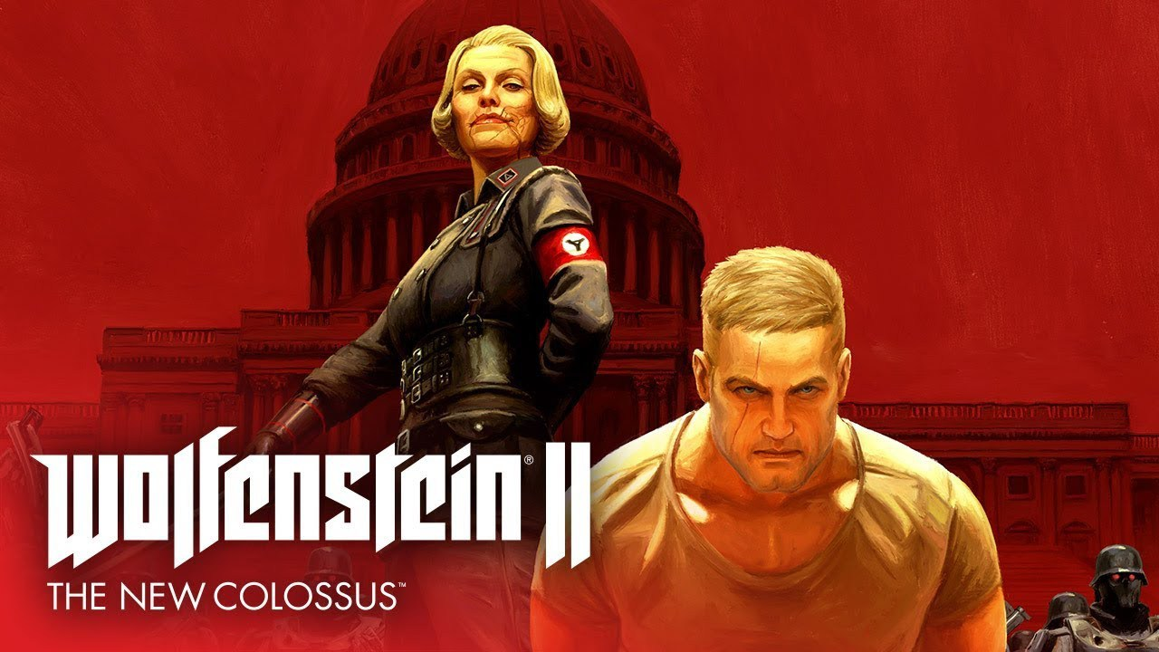Wolfenstein II Switch Dated for 29th June