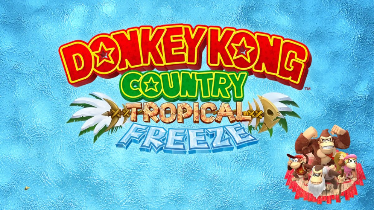 REVIEW – Donkey Kong Country Tropical Freeze (Nintendo Switch)