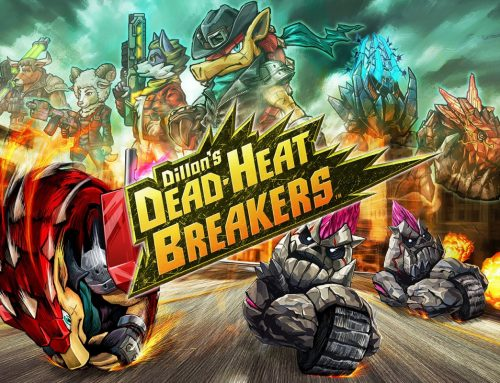 REVIEW – Dillon's Dead-Heat Breakers