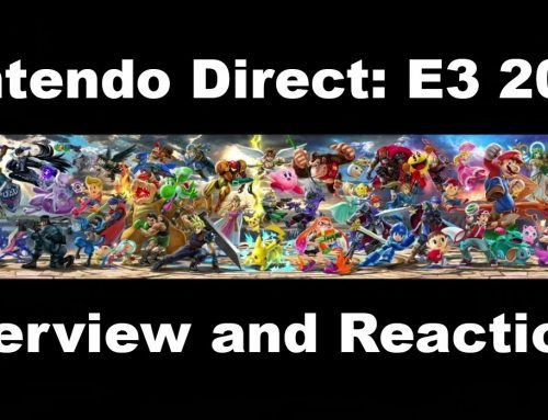 E3 2018 – Nintendo Direct Overview and Reactions