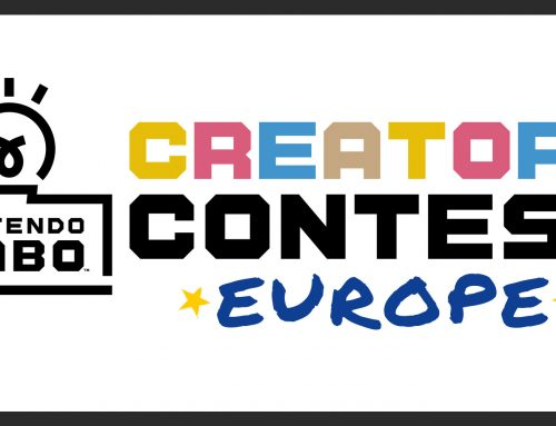 Create and Win in the Nintendo Labo Creators Contest