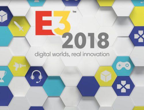 E3 2018 Schedule
