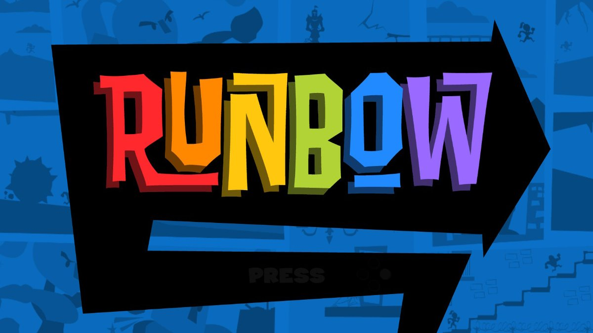 REVIEW – Runbow (Nintendo Switch)