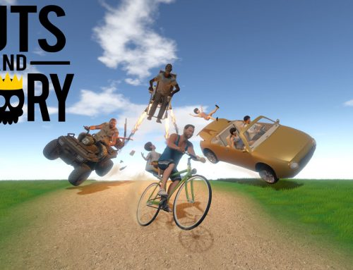 REVIEW – Guts and Glory