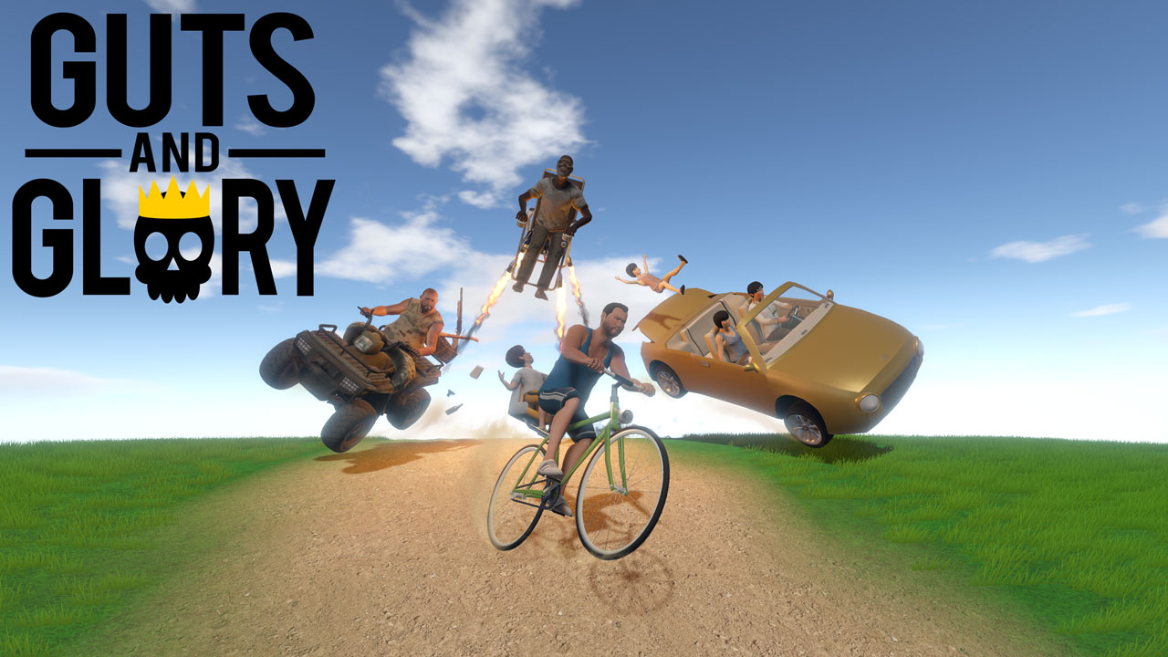 Guts and Glory rides onto Switch this week