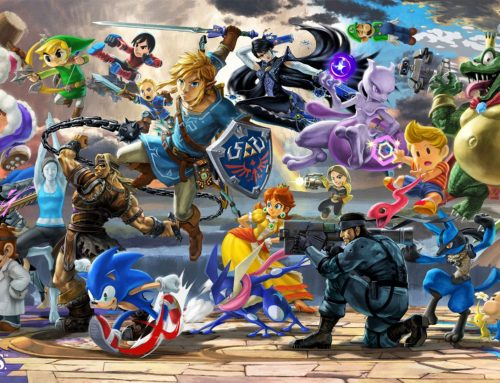Super Smash Bros. Ultimate Direct Summary (08/08/18)