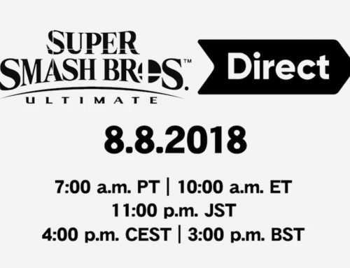 Smash Ultimate Direct Live Blog and Stream