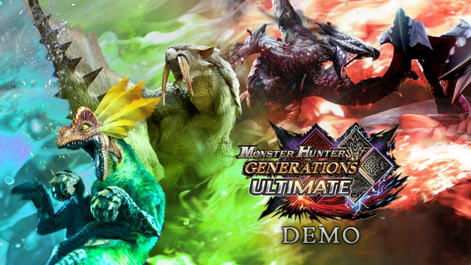 Monster Hunter Generations Ultimate Demo out tomorrow